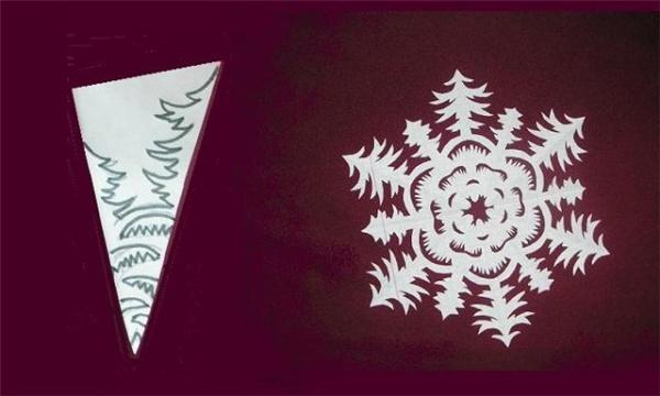 LIFEHACK SPECIAL / Выпуск 2-й Специальный - вырезаем бумажные снежинки.