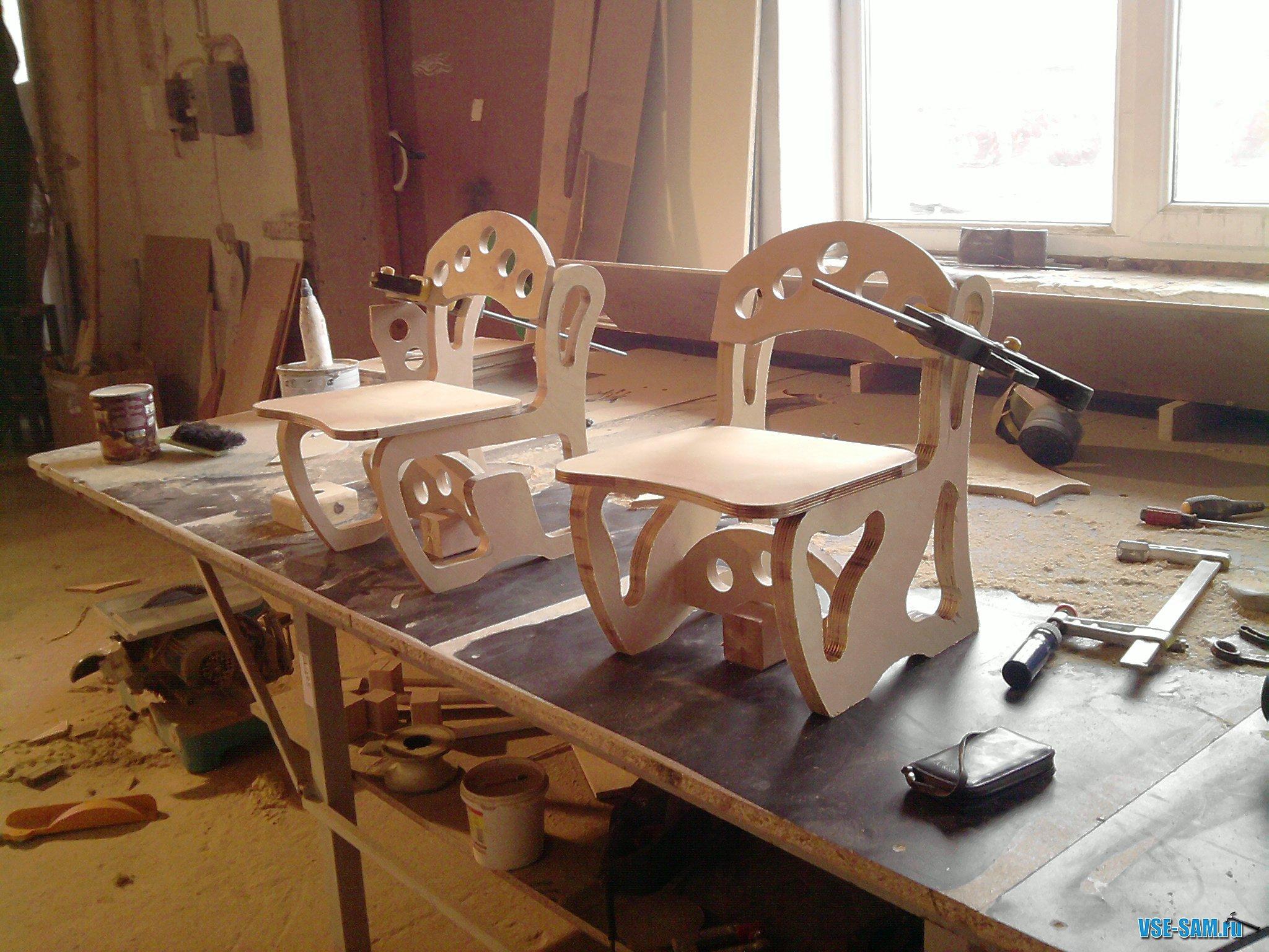 Мебель прихожая своими руками